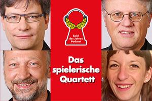 Das spielerische Quartett